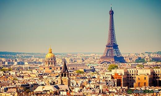 CBD Oil France: France state.