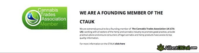 CBD Life UK reviews: CTAUK.