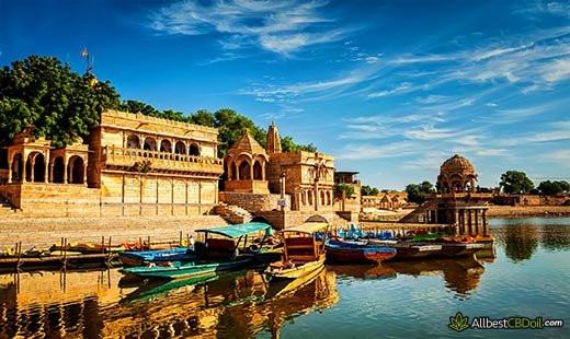 CBD Oil India: India state.