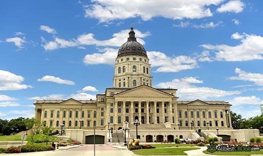 CBD Oil Kansas: Kansas state.