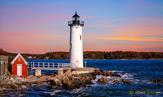 CBD Oil New Hampshire: New Hampshire state.