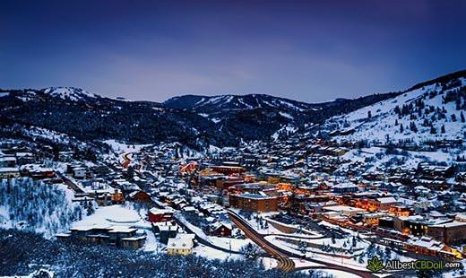 CBD Oil Utah: Utah state.