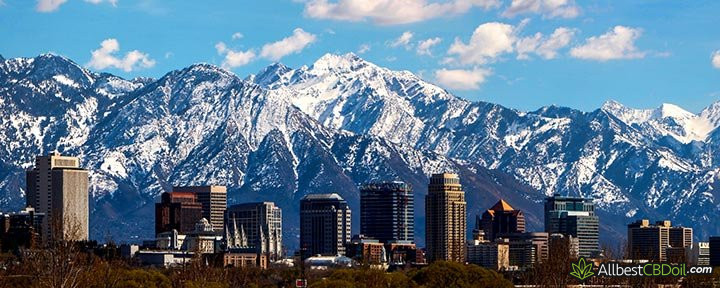 CBD oil Utah: Salt Lake city.