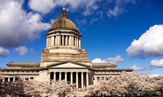 CBD Oil Washington: Washington state.