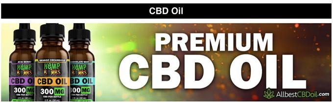 Hemp Bombs review: premium CBD oil.