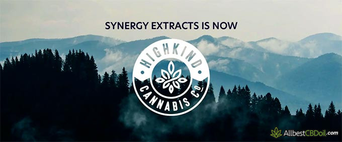 HighKind review: Synergy Extracts rebranding.