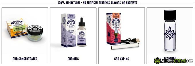 HighKind review: the company's product selection variety.