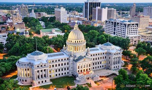 CBD Oil Mississippi: Mississippi state.