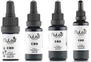 Nuleaf Naturals comparison