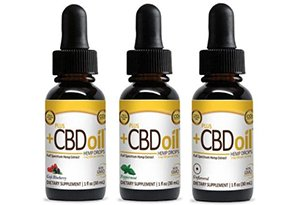 Plus CBD Oil comparison