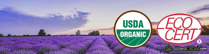 Plant Therapy reviews: USDA organic.